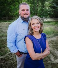 Packy and Kari Rieder
